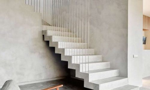 betonlook trap
